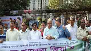 'খালেদা জিয়াকে রাজনৈতিক সিদ্ধান্তে কারাগারে পাঠানো হয়েছে'
