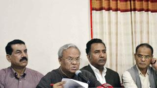 আইনশৃঙ্খলা বাহিনী বিএনপির নেতাকর্মী নির্যাতনের প্রতিযোগিতায় নেমেছে: রিজভী
