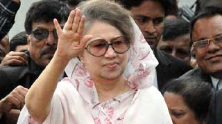 Khaleda's bail hearing now at 2pm