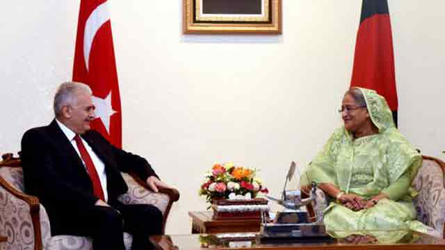 Dhaka, Ankara agree to work together on Rohingya crisis