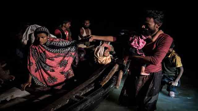 Rohingya refugee situation is a crisis of care