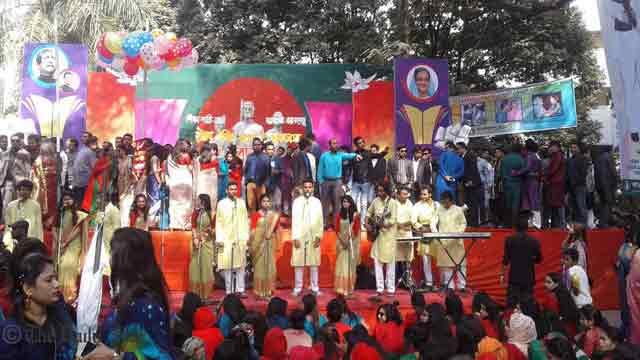 BCL rally blocks main thoroughfares of Dhaka
