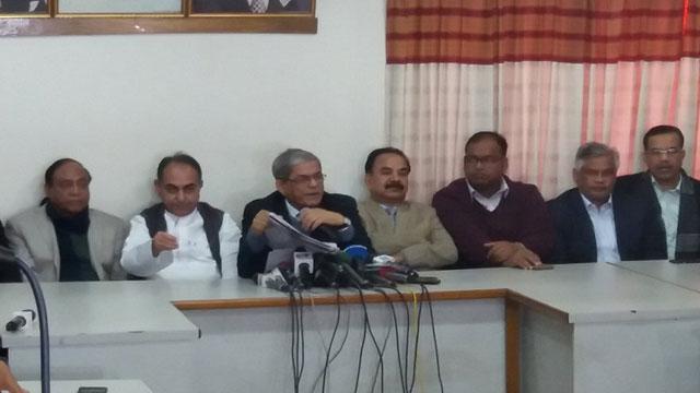 Hasina lies under oath, says BNP