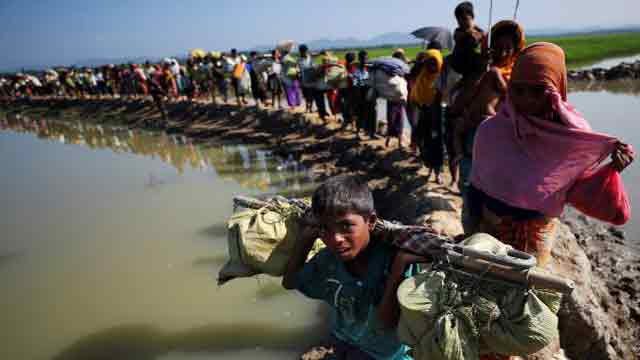 UNICEF wants access to Myanmar before Rohingya repatriation