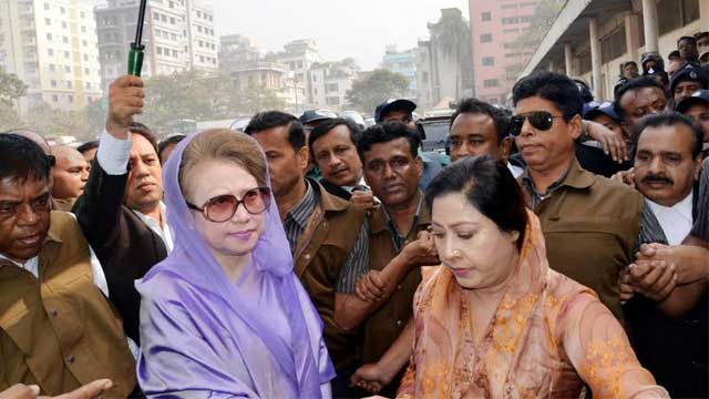 Khaleda Zia's graft case verdict Feb 8