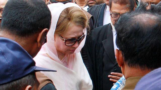BNP announces fresh programmes for Khaleda Zia's release