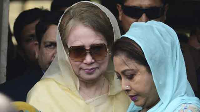 ACC files leave to appeal against Khaleda Zia's bail