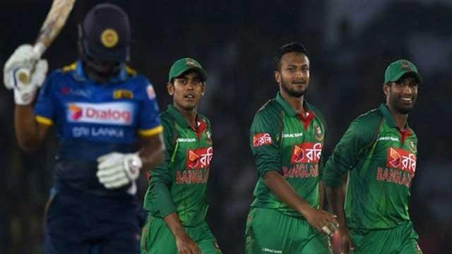 Sri Lanka in trouble