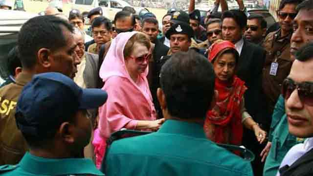 Khaleda Zia ill, court fixes April 5 for holding argument