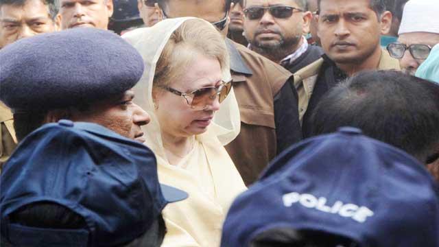 BNP demands Khaleda Zia's immediate release for her treatment