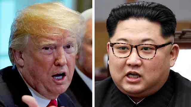 Trump cancels Kim summit