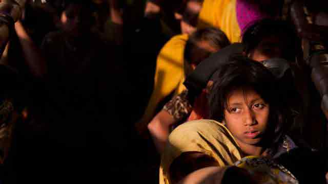 Dhaka meets ICC queries over Rohingya repression