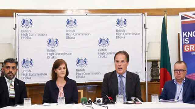 UK wants BD to hold participatory polls