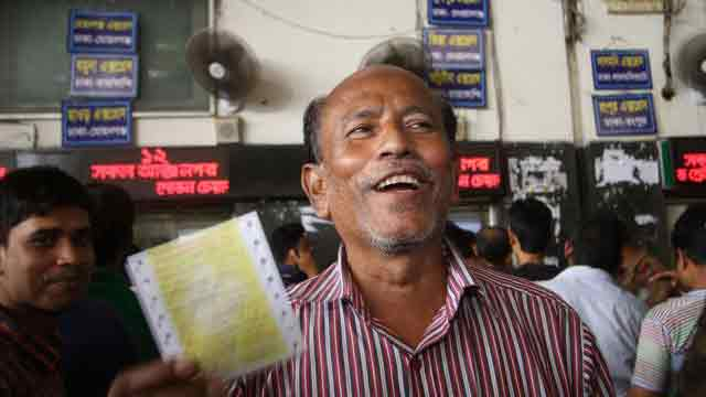 Advance Eid train ticket sale begins