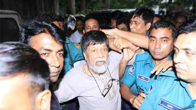 Rushanara, Rupa, rights groups express concern over Shahidul's arrest