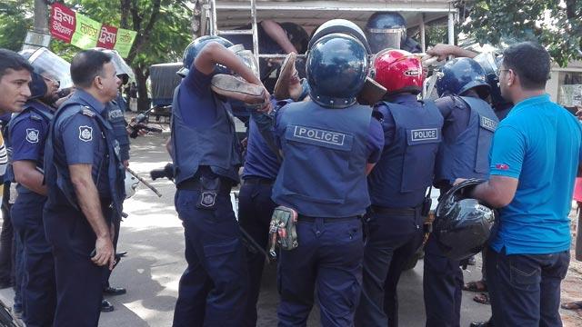 7 shot dead in UPDF infighting in Khagrachhari