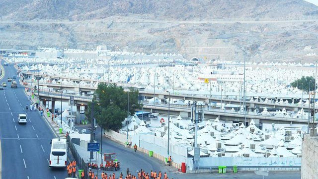 Hajj begins as over 2 million pilgrims converge in Mina