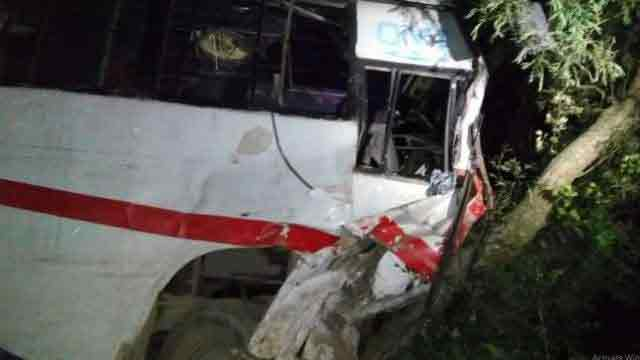 11 killed in Narsingdi road crash