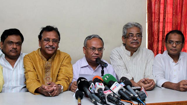 Govt must quit power before polls: BNP