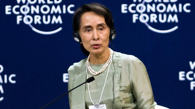 Rohingya crisis 'could have been handled better': Suu Kyi