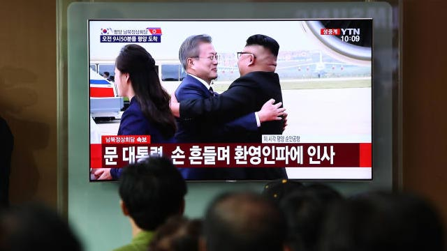 North Korea agrees to shut down missile site, says Moon
