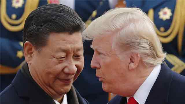 US imposes sanctions on China for buying Russian weapons