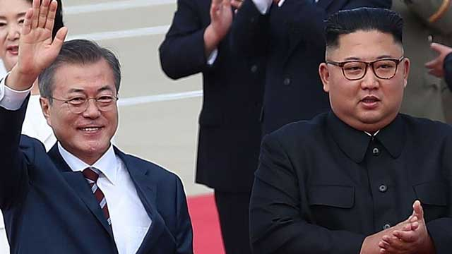 DPRK, S.Korea call for end to war on peninsula
