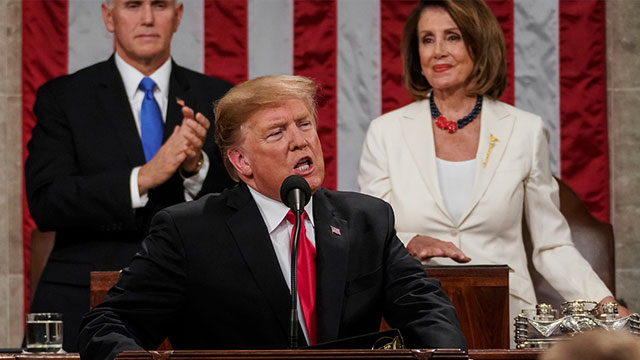 Trump has shown that extraordinary bipartisan achievements are possible