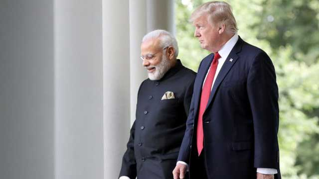 Trump targets India in trade crackdown