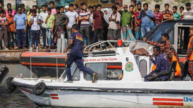 Buriganga Boat Capsize: Another body recovered