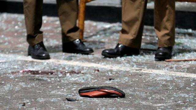 Blasts at Sri Lanka hotels and churches kill 156