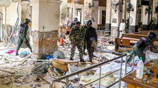 World leaders condemn Easter Sunday bombings in Sri Lanka