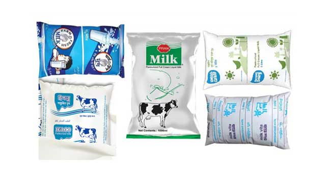 Detergent, antibiotics traced in milk of five companies