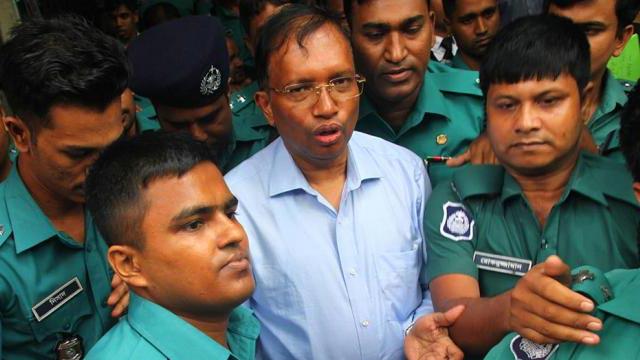 Court sends DIG Mizan to jail