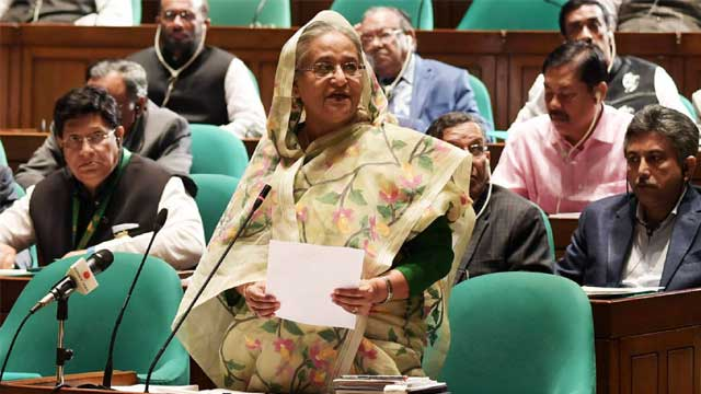 Hasina defends gas price hike; slams those opposing