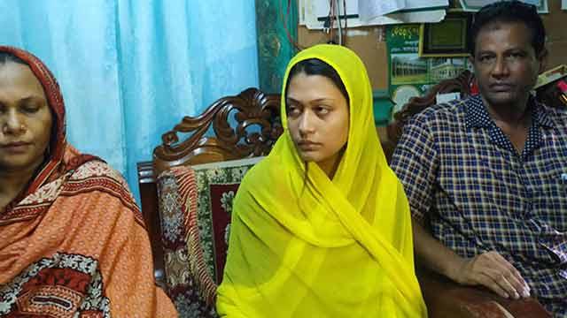 Rifat Sharif's wife Minni held over his murder