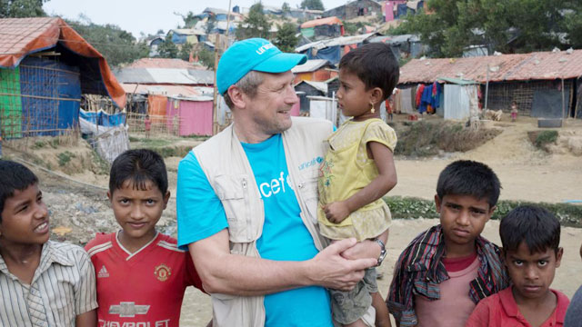 Hasina brands Rohingyas burden for Bangladesh