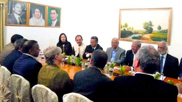 """Khaleda Zia's release linked with Bangladesh's politics, democracy"""