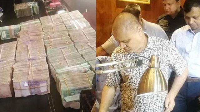Juba League leader Shamim held with huge cash, FDR, bodyguards