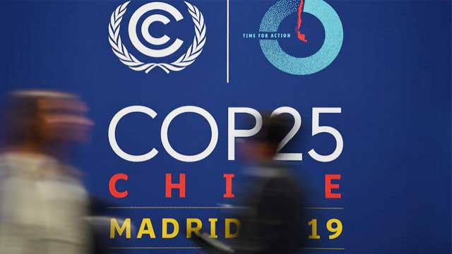 UN climate summit kicks off in Madrid