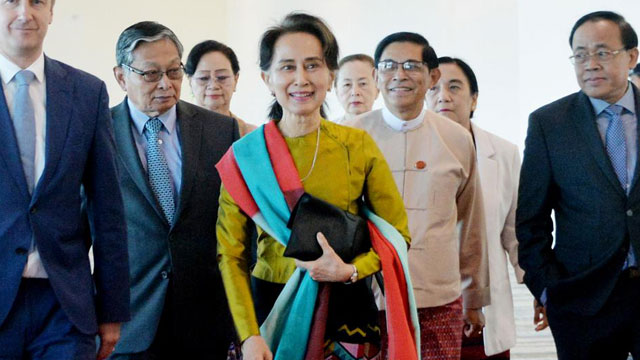 Rights groups launch Myanmar boycott