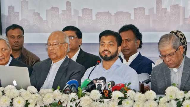 BNP's Ishraque promises a modern, better Dhaka in manifesto