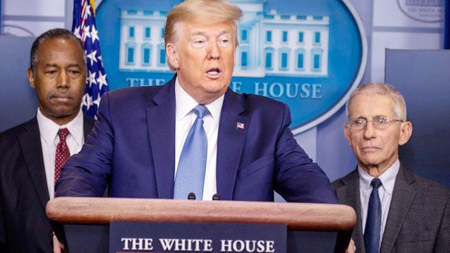 Trump activates national guard in Washington, California, New York
