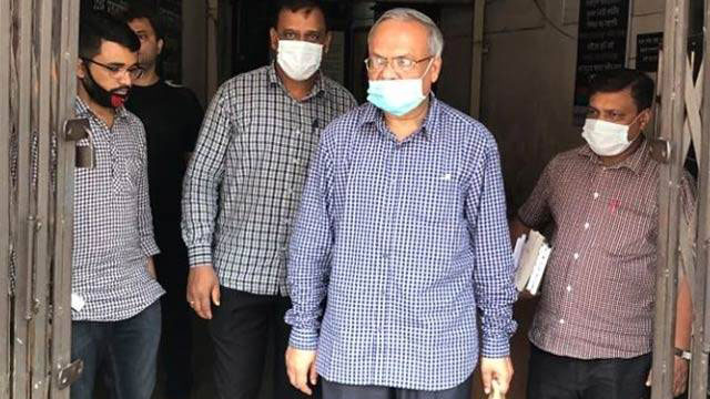 Rizvi returns home from BNP office after 787 days