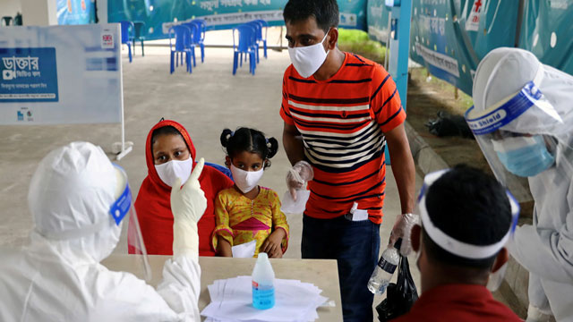 Study finds 9pc Dhaka dwellers infected with coronavirus