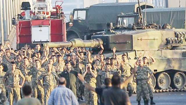 Over 300 jailed for life in Turkey's 2016 coup trial