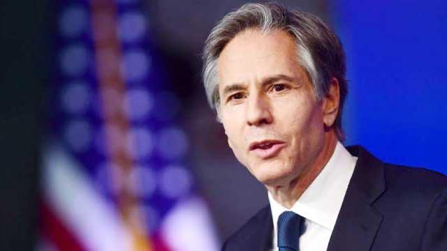 Secretary Antony J. Blinken to State Department employees