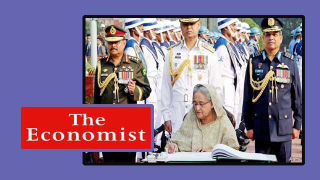 Bangladesh's government lavishes money on the army:The Economist