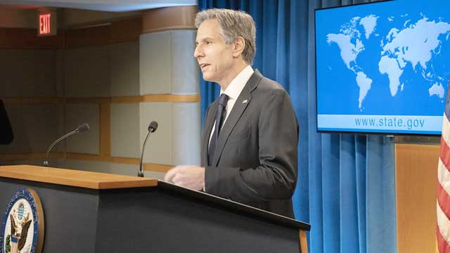 Putting human rights at the center of US foreign policy: Blinken