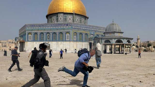 US expresses serious concerns about Jerusalem clashes, Palestinians' evictions